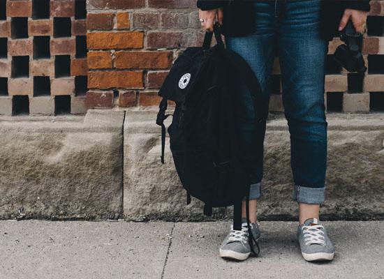 student pick up & drop
