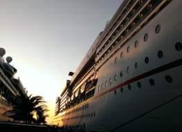 cruise transfer